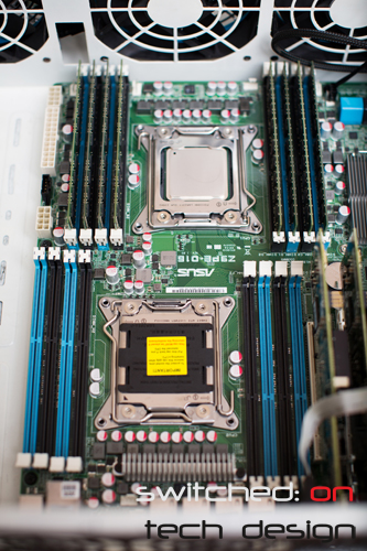 Asus Z9PE-D16 Review: Part Two - Switched On Tech Design