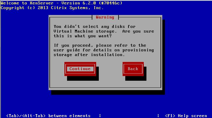 xenServerInstall-006-chose-no-disks