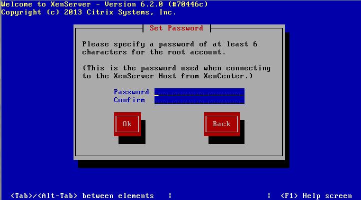xenServerInstall-010-root-password