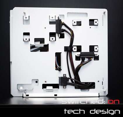 In-Win H-Frame Mini-ITX chassis review - Switched On Tech Design