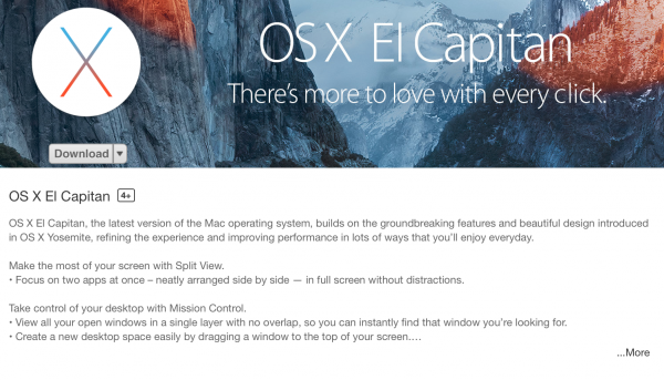 El Capitan downloaded but not installing? Read this post to find out how to install it.