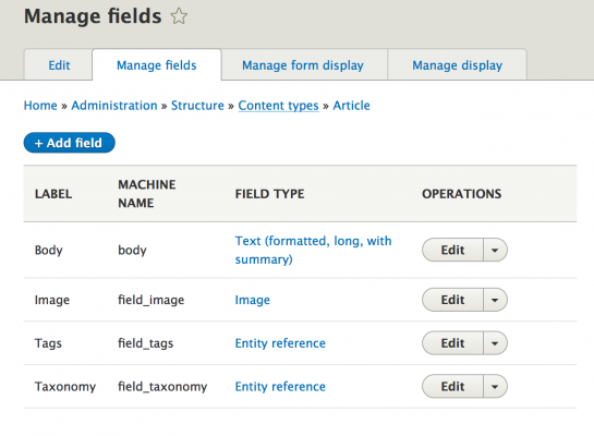 Drupal 8 - Enabling Multiple Image Uploads