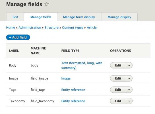 Drupal 8 - Enabling Multiple Image Uploads